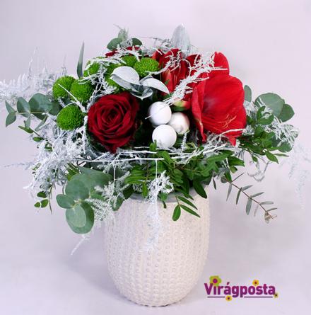 Virágposta - Téli szerelem