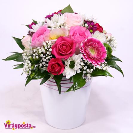 Virágposta - Ha itt lennél