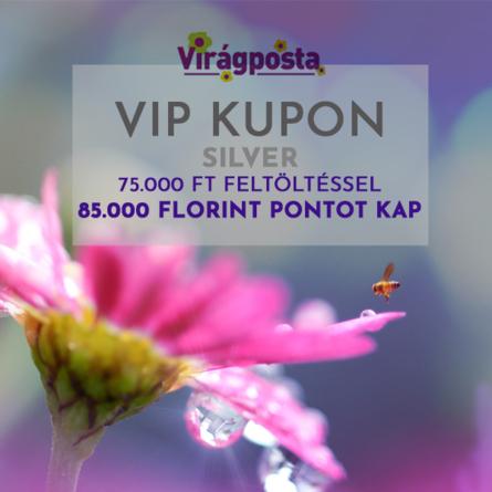 Virágposta - VIP KUPON - Silver