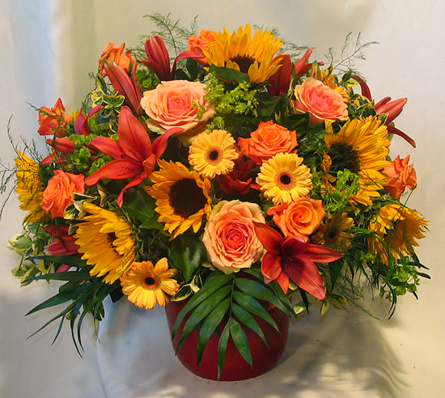 Virágposta - A napfény színe