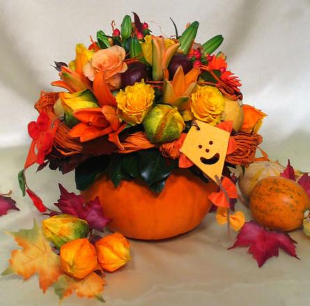 Virágposta - Hello Halloween