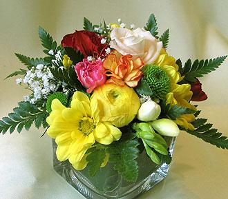 Virágposta - Asztali minicsokor