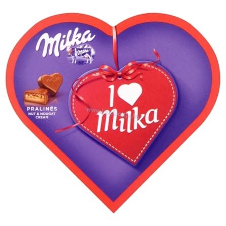 Virágposta - I Love Milka (44gr)